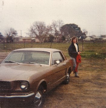 Gene's First Car - 1965 Mustang