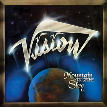 Mountain In the Sky by Vision