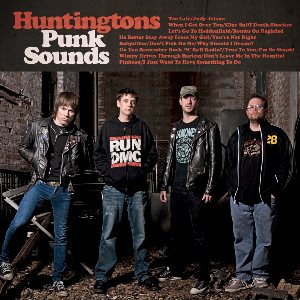 Punk Sounds by The Huntingtons