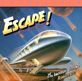 Crumbächer – Escape The Falling Planet (25th Anniversary Edition)