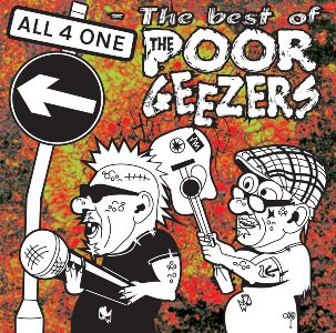 The Poor Geezers – All 4 One – Best Of (review 2)