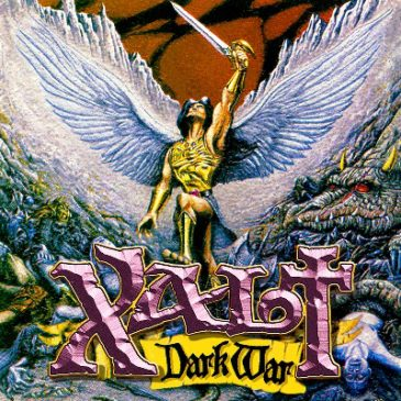Xalt – Dark War (Retroarchives Edition)