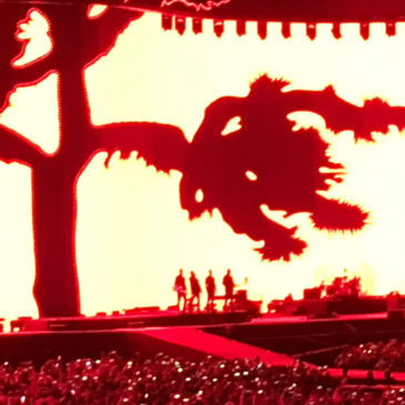 U2 – The Joshua Tree Live In New Orleans