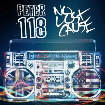 "Peter118 and No Lost Cause release ""In Stereo"" split EP"