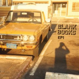 "Aaron & Jesse Sprinkle's New Band Blank Books Release ""EP1"""