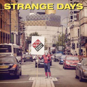 """Dissident Prophet Releases New Album """"Strange Days"""""""