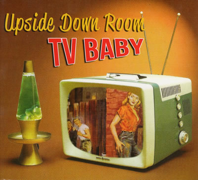 TV Baby by Upside Down Room