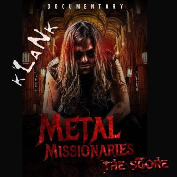 "Klank Releases ""Metal Missionaries – The Score"""