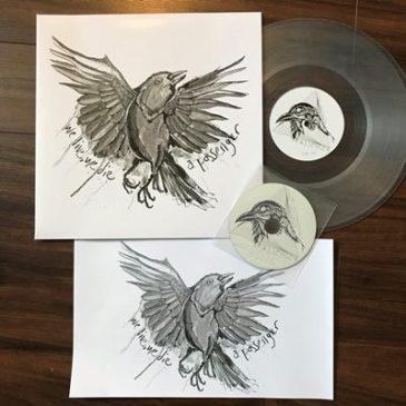 Deni Gauthier Re-issues Passenger Vinyl
