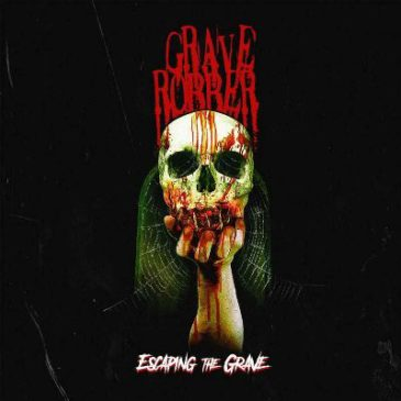 "Grave Robber to Release New Album ""Escaping the Grave"""