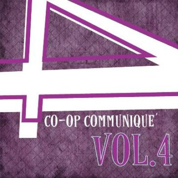 The Co-Op Communique Volume Four is Released!