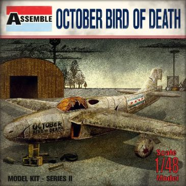 "Pre-Order the New October Bird of Death Release ""Assemble"""
