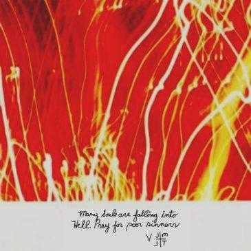"Stephen Mark Sarro Releases New Solo Album ""The Spirit Shrill"""