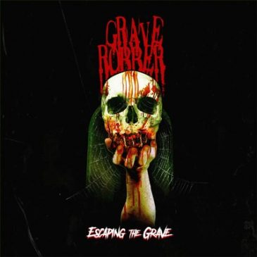 "Help Grave Robber Release ""Escaping The Grave"" on Vinyl"