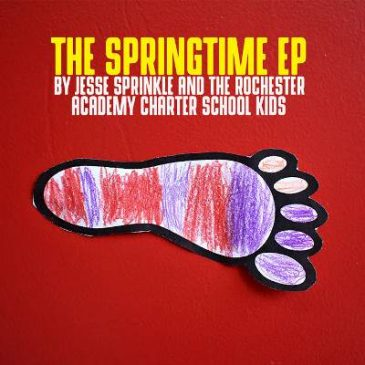 Jesse Sprinkle and RACS Release The Springtime EP