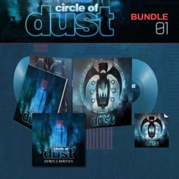 Circle of Dust to be Released on Vinyl