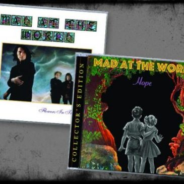 """Retroactive Records to Re-Issue """"Hope"""" and """"Flowers in the Rain"""" by Mad at the World"""