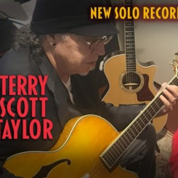 Help Fund a New Studio Project from Terry Scott Taylor & Friends