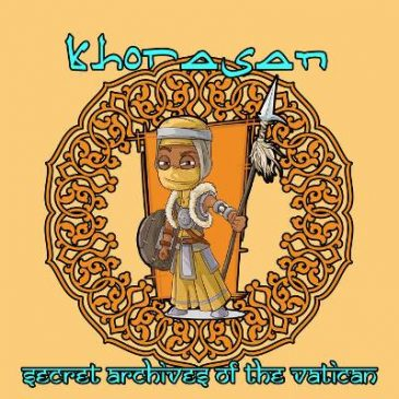 "Secret Archives of the Vatican Releases ""Khorasan"" EP"