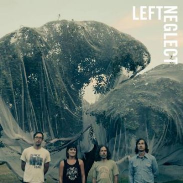 New Album From Left Neglect, Featuring Members of Pedro the Lion, Roadside Monument, Etc