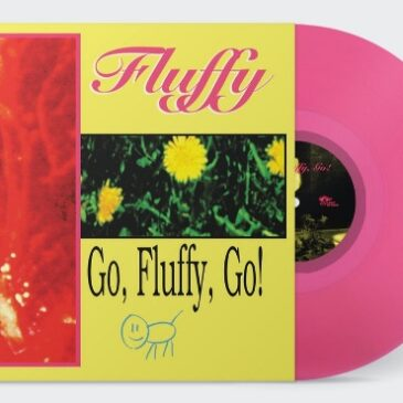 Fluffy's Classics Remastered, Streaming Now, with Pink Vinyl!