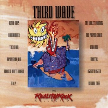 """Support a """"Fourth Wave: The Reality Rock Collection"""" Vinyl Re-Issue"""